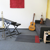 Unterrichtsraum Instrumentenkarussell Berlin 2