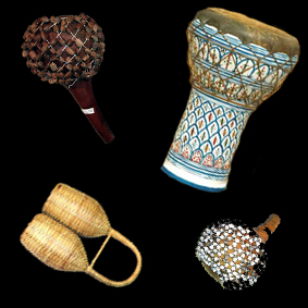 instruments de musique africains