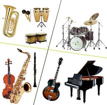 Assurance instrument musique