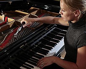 entretien periodique du piano
