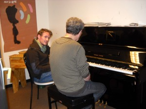 Des cours de piano pour les séniors – Le déroulement des cours