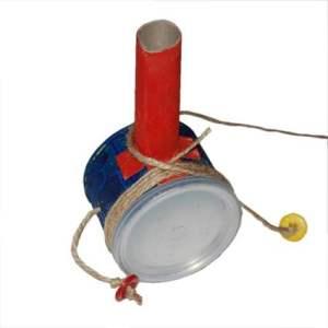 Fabriquer des instruments de musique pour les enfants – Les fournitures nécessaires