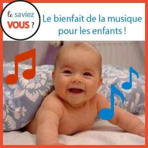 Les vertus de la musique