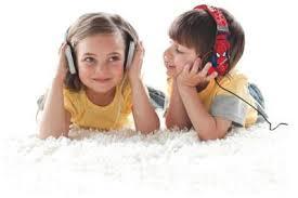 Ecouter de la musique ensemble