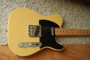 La Fender Telecaster Baja