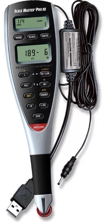 Digital model med USB