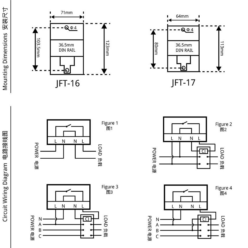 HUIMULTD E-blog: JFT-16, JFT-17 Series Digital