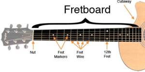How Many Frets Does an Acoustic Guitar Have