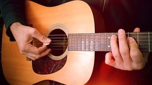 Get Your Three Fret Fingers Trained