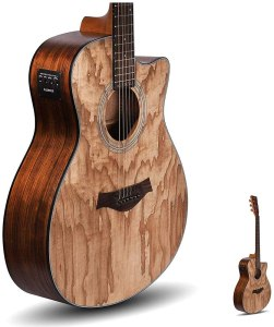 Kadence Acoustica Series Acoustic Electric Guitar