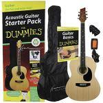 Guitar For Dummies Acoustic Guitar, Natural