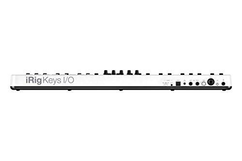 IK Multimedia iRig Keys I/O 49 49-key music creation