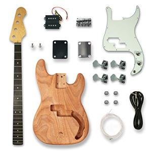 DIY Electric Guitar Kits For PB Style bass Guitar