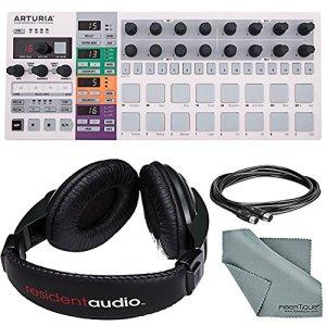Arturia BeatStep Pro MIDI/Analog Controller & Sequencer and Basic Bundle