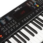 RockJam 61 Portable Electronic Keyboard with Key Note Stickers, Power Supply and Simply Piano App Content, (RJ361) 3