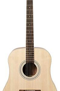 AmazonBasics Beginner Acoustic Guitar with Strings