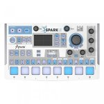 Arturia SparkLE Hardware Controller and Software Drum Machine with Microfiber and 1 Year Everything Music Extended Warranty 1