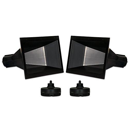 Goldwood Sound Inc. Sound Module, 2 ABS Directivity Horns
