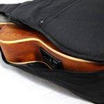 4 String Acoustic Electric Cutaway Bass Guitar 3
