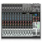Behringer Xenyx X2222USB Premium 22-Input 2/2-Bus Mixer with USB/Audio Interface