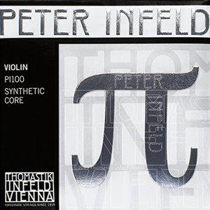 Thomastik Peter Infeld 4/4 Violin Strings Set