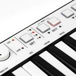 IK Multimedia iRig Keys Mini-sized 37-key MIDI Controller for iPhone, iPad, Android and Mac/PC 1
