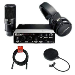 Steinberg MKII RP Recording Pack with Audio Interface