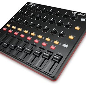 Akai Professional MIDImix | High-Performance Portable Fully-Assignable