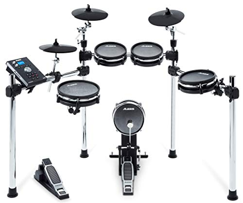 Alesis Command Mesh Kit | Electronic Drum Kit with Mesh Heads