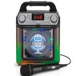 Singing Machine Groove Mini Karaoke System