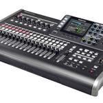 Tascam DP-24SD 24-Track Digital Portastudio Multi-Track Audio Recorder 2
