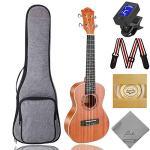 Concert Ukulele Ranch 23 inch Professional Wooden ukelele Instrument Kit