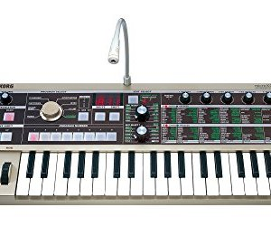 Korg microKorg Analog Modeling Synthesizer with Vocoder