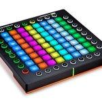 Novation Launchpad Pro USB MIDI RGB 64-Pad DJ Controller+Mixer+Headphones+Mic 2
