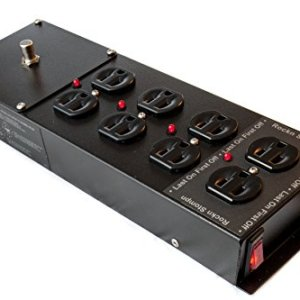 RS-4 Musicians Power Conditioner and Multimode Power Sequencer