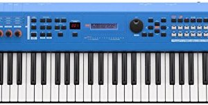 Yamaha Music Production Synthesizer, Blue