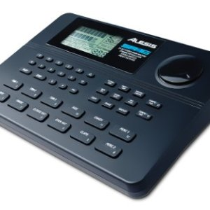 Alesis | Studio-Grade Standalone Drum Machine With On-Board Sound Li-brary