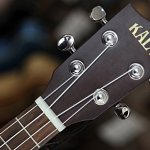 Kala KA-RES-BRS Tenor Resonator Ukulele – Brass Cover 3