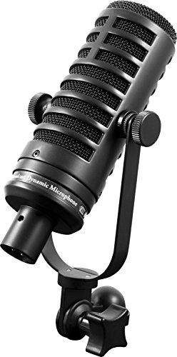MXL Mics Dynamic Microphone, XLR Connector, Black