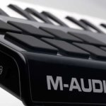 M-Audio Axiom AIR Mini 32 | Ultra-Portable 32 Key USB MIDI Keyboard Controller With 8 Trigger Pads & A Full-Consignment of Production/Performance Ready Controls 3