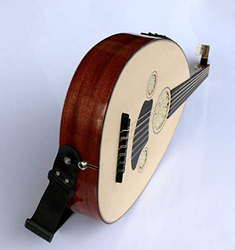 Professional Arabic Electric Oud Ud String Instrument Oude