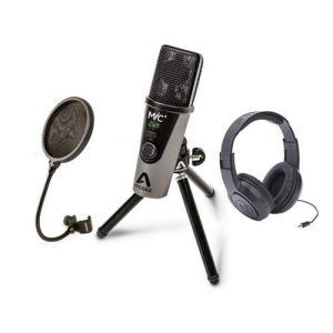 Apogee Electronics MiC Plus USB Cardioid Condenser Microphone