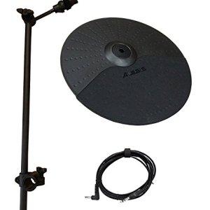Alesis Nitro Cymbal Expansion Set: 10 Inch Cymbal with Choke