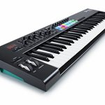 Novation Launchkey 61 USB Keyboard Controller for Ableton Live, 61-Note MK2 Version