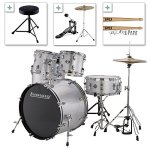 Ludwig Accent Drive Series Complete Drum Package with Cymbals