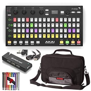 Akai Professional Fire | Performance Controller for FL Studio With Plug-And-Play