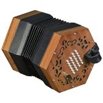 Trinity College English-Style Concertina