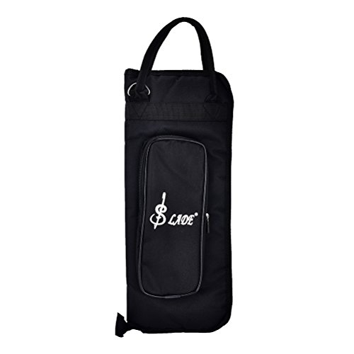 Buytra Drumstick Bag Case Drum Stick Holder Percusssion