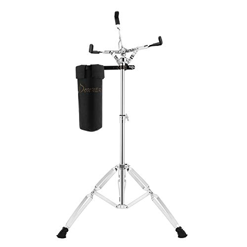 Donner Snare Drum Stand Adjustable, Double Braced Extended