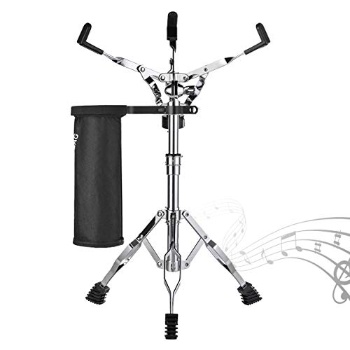 Snare Stand with Drum Sticks Holder Beginners
